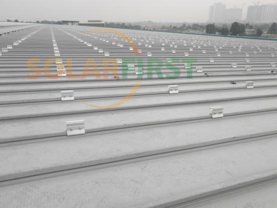 Mini Rail for Metal Roof Mounting wholesale